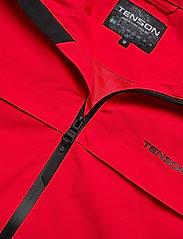 Tenson - Ivar - trainingsjacken - red - 3
