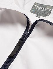 Tenson - Keaton - trainingsjacken - white - 5