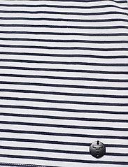 Tenson - Joni - raidalliset t-paidat - dark blue - 3