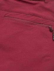Tenson - Merga - ulkohousut - deep red - 7