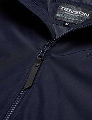 Tenson - Hilmer - trainingsjacken - dark blue - 3