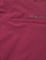 Tenson - Lora - træningsnederdele - deep red - 4