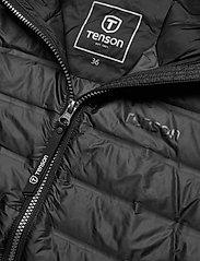 Tenson - Thermi - wandel- en regenjassen - black - 2