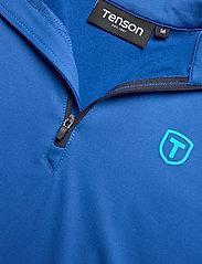 Tenson - Everly - fleece - blue - 4
