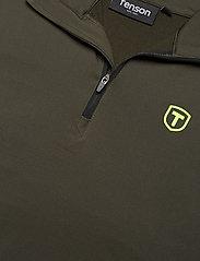 Tenson - Everly - fleece - olive - 4