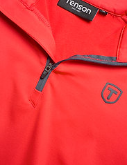 Tenson - Everly - fleece - orange - 4