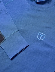 Tenson - Woollis - thermo ondershirts - blue - 2