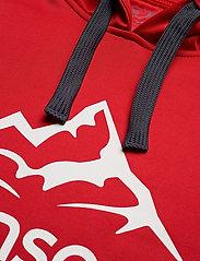 Tenson - Mount Race Hoodie - fleece - red - 2