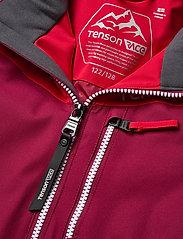 Tenson - Flexi Race - winterjassen - red - 5