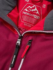 Tenson - Flexi Race - winterjassen - red - 6