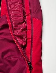 Tenson - Pow Race - skibroeken - red - 7