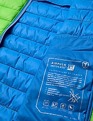 Tenson - Race AirPush JR - gewatteerde jassen - green - 5