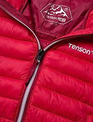 Tenson - Race AirPush JR - gewatteerde jassen - red - 3