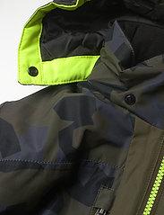 Tenson - Dragon - snowsuit - khaki - 5