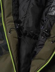 Tenson - Dragon - snowsuit - khaki - 6