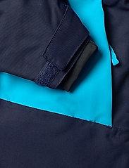 Tenson - Dibbler - snowsuit - dark blue - 4