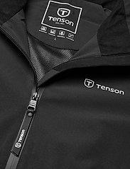 Tenson - HURRICANE XP SET W - manteaux de pluie - black - 5