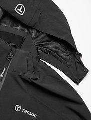 Tenson - HURRICANE XP SET W - manteaux de pluie - black - 8