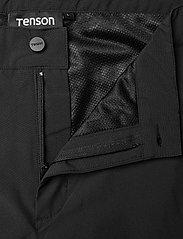 Tenson - HURRICANE XP SET W - manteaux de pluie - black - 10