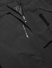 Tenson - HURRICANE XP SET W - manteaux de pluie - black - 12