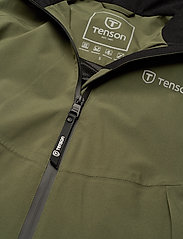 Tenson - HURRICANE XP SET W - manteaux de pluie - khaki - 5