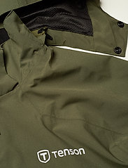 Tenson - HURRICANE XP SET W - manteaux de pluie - khaki - 7