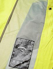 Tenson - HURRICANE XP SET W - manteaux de pluie - light green - 8