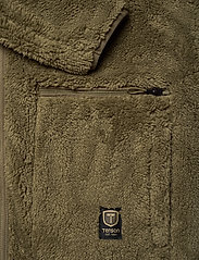 Tenson - Nechako Pile Jkt M - basic-sweatshirts - olive - 3