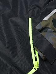 Tenson - Wave Jacket jr - shell- & regenjassen - dark green - 4