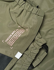 Tenson - Shore pants jr - shell- & regenbroeken - khaki - 4