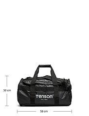 Tenson - Travel bag 65 L - sacs de sport - black - 5