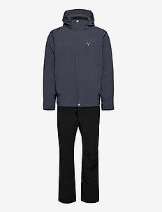 Biscaya M Set - sports jackets - grey