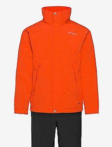 Hurricane M set - urheilutakit - orange