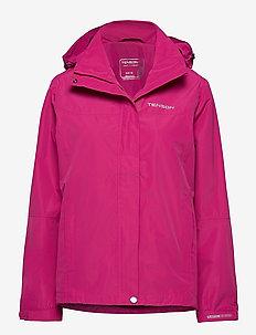 Monitor W Jacket - outdoor & rain jackets - cerise
