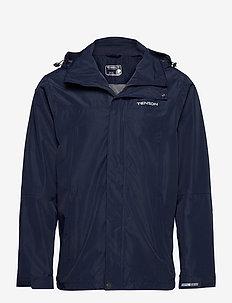 Monitor M Jacket - treningsjakker - dark blue