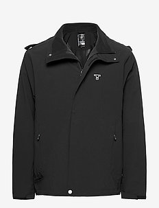 Biscaya M Jacket - outdoor & rain jackets - black