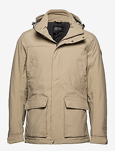 Lonan Outerwear men - BEIGE