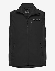 Race Ski Vest - ski jackets - black