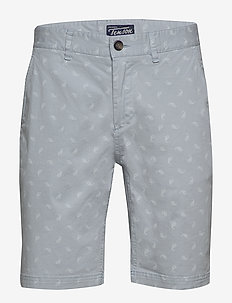 CROCKETT - chinos shorts - light blue