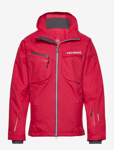 Kodiak Race - ski jackets - red