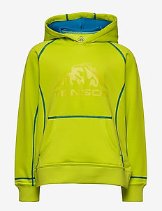 Clint Jr Race - hoodies - green