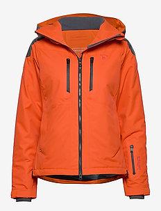 Sabah - ski jackets - orange