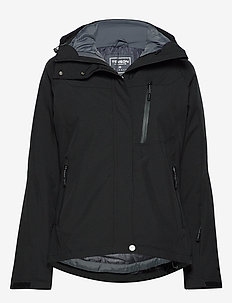 Trinity - 3-in-1 jackets - black