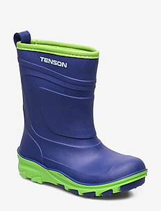 ALFON - rubberboots - blue