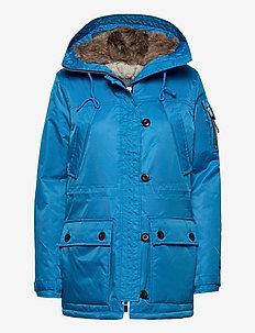 Himalaya Ltd W - parka's - blue