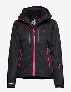 Ottawa Outerwear women - shell-jakker - black