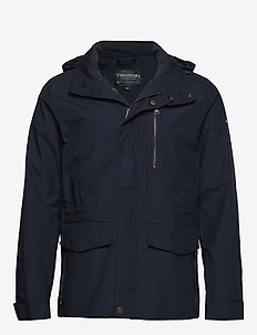 Delton - shell jackets - dark blue