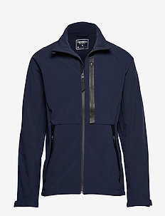 Dandy - softshell jackets - dark blue