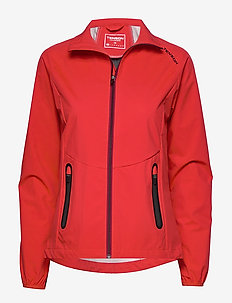 Flora - softshell-jackor - red