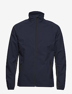 Free - softshell jackets - dark blue